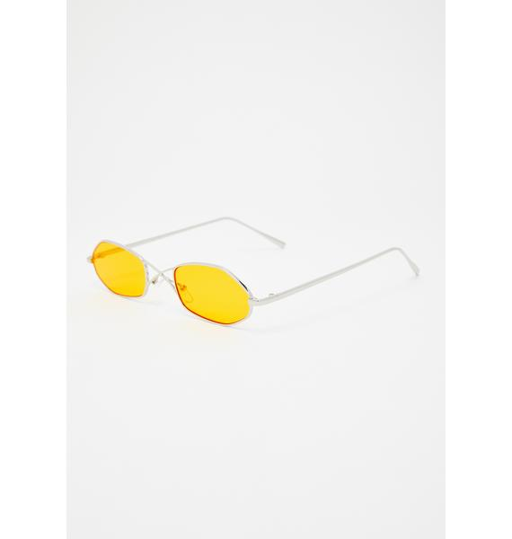 What's It To Ya Tiny Sunglasses