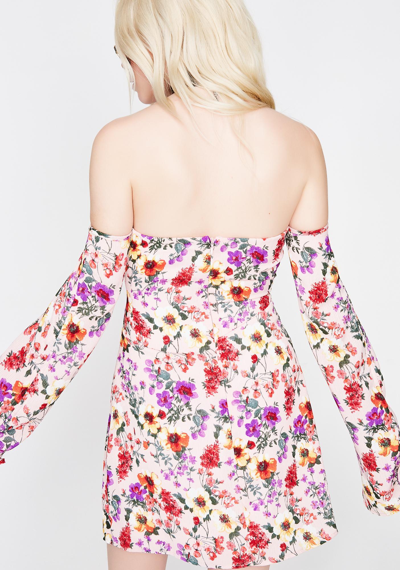 Smell Like Flowers Dress