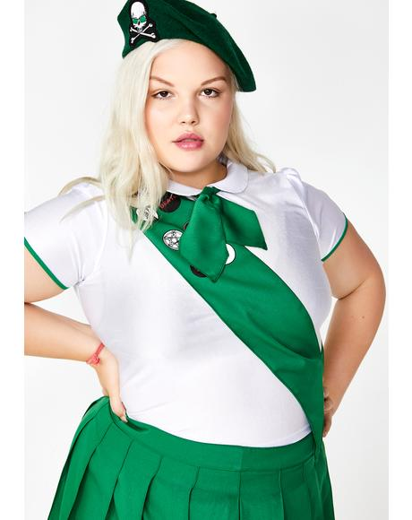 Catch Hell Scout Costume
