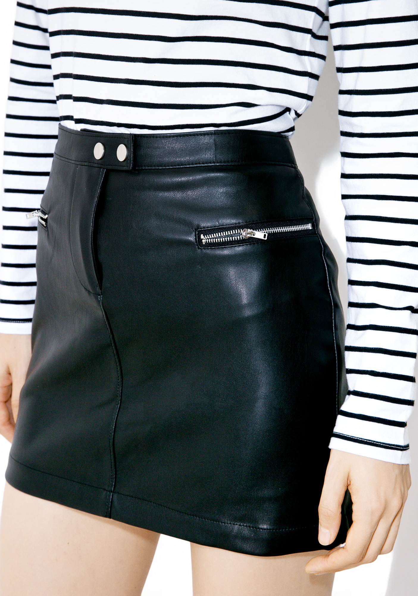 Industry Mini Skirt