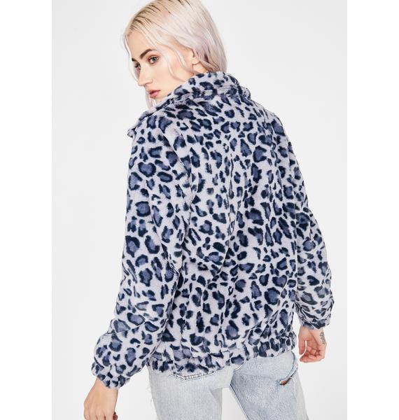 Livid Wild Dreams Faux Fur Coat