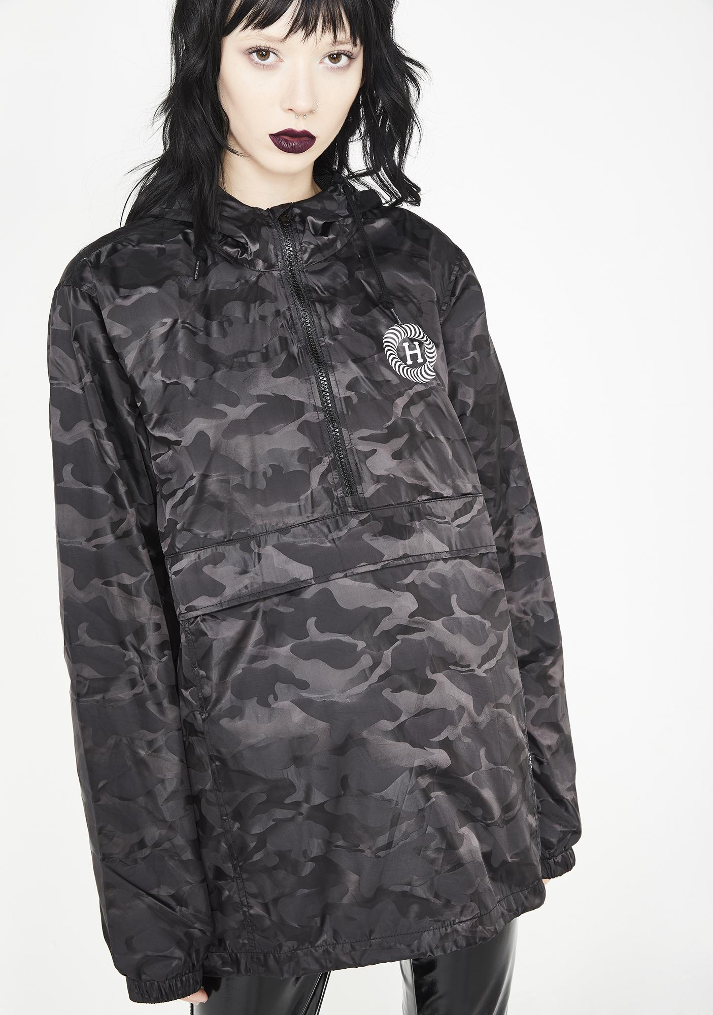 HUF Spitfire Packable Anorak