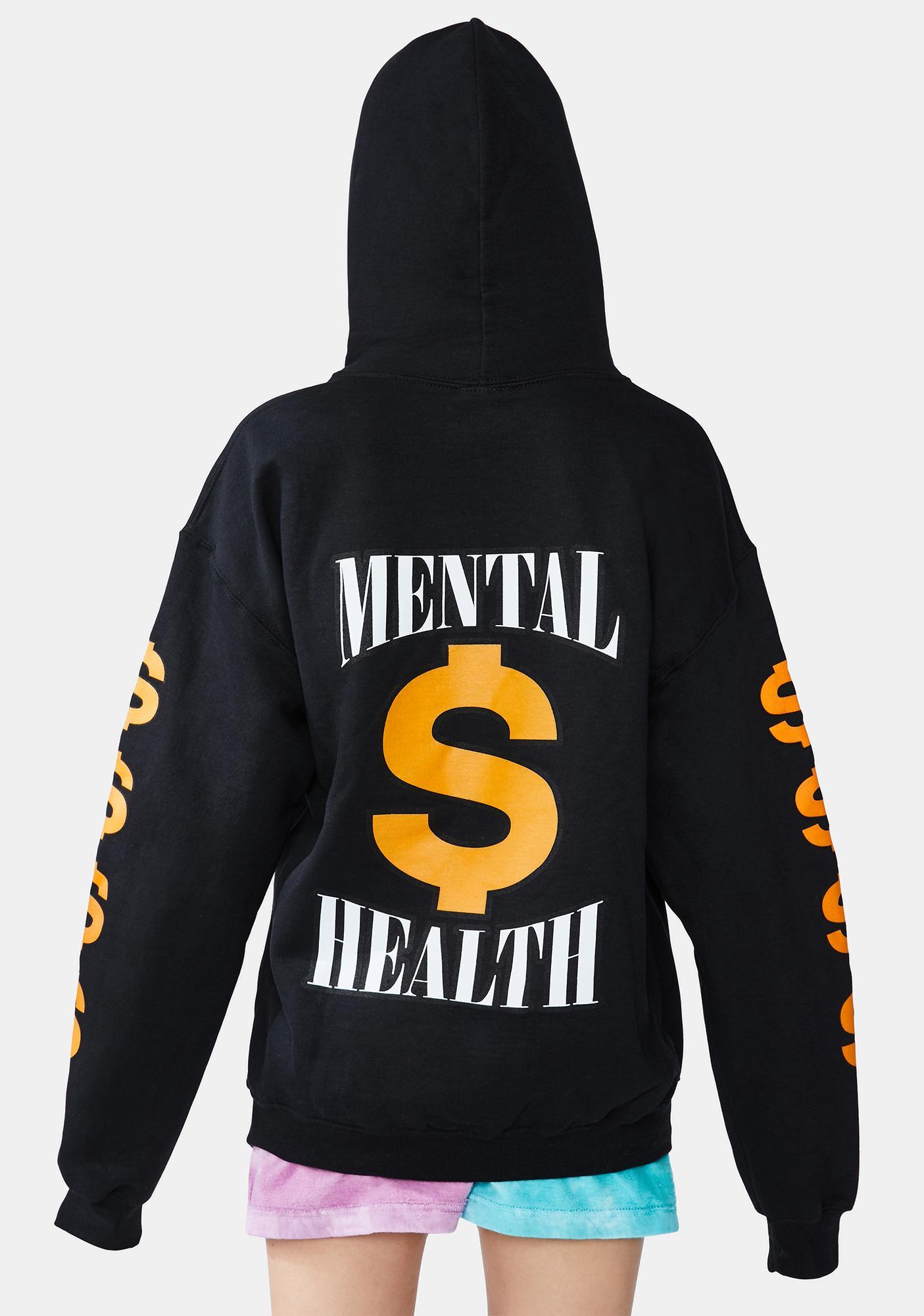 MOODSWINGS Mental Health Graphic Hoodie