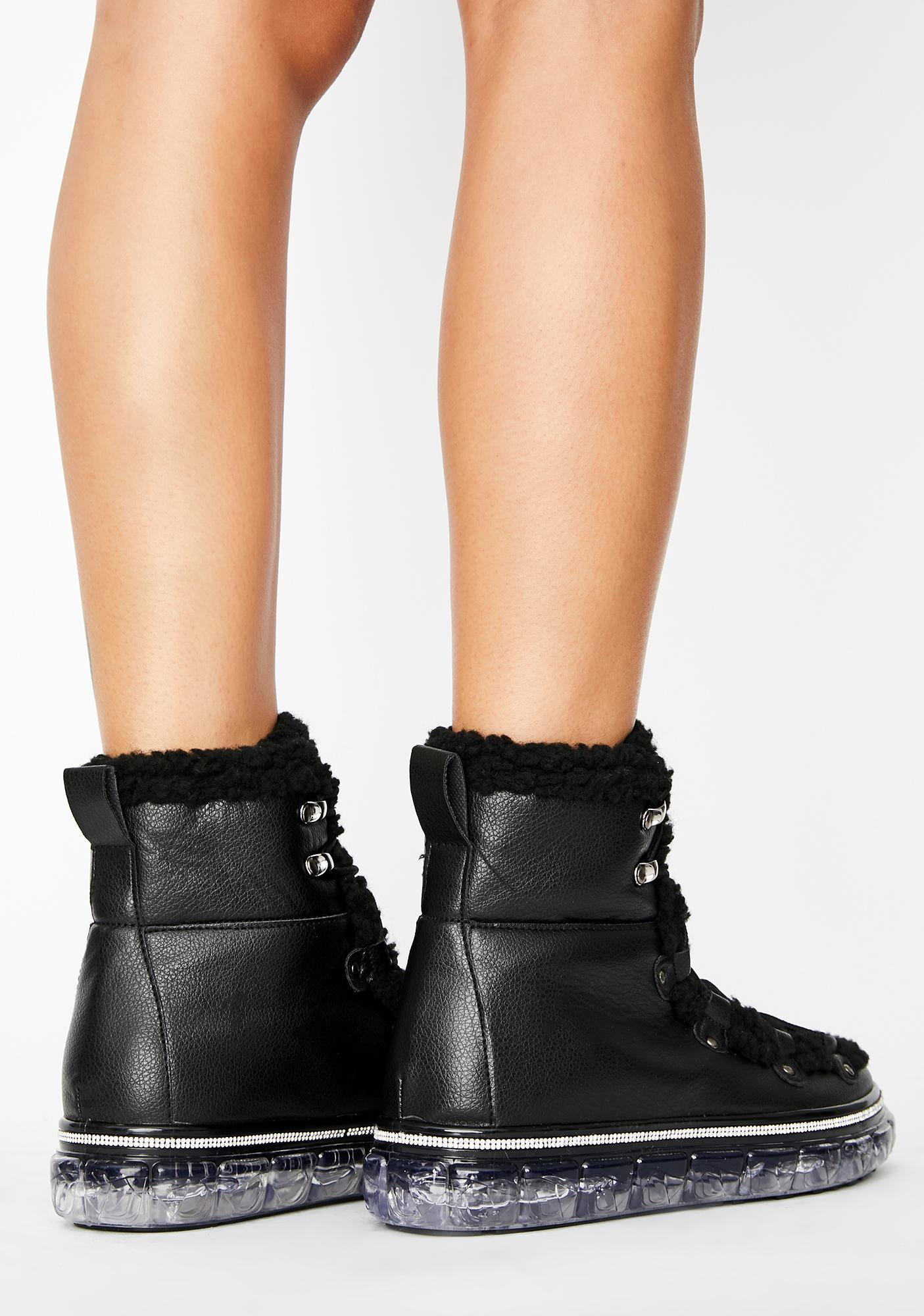 Better Than Words Combat Boots