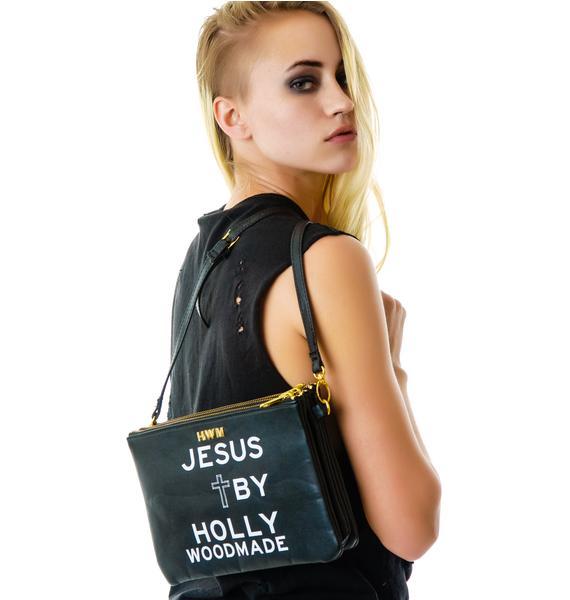 Hollywood Made UC Jesus Purse