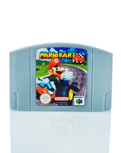 Mario Kart Nintendo 64 Cartridge Soaps