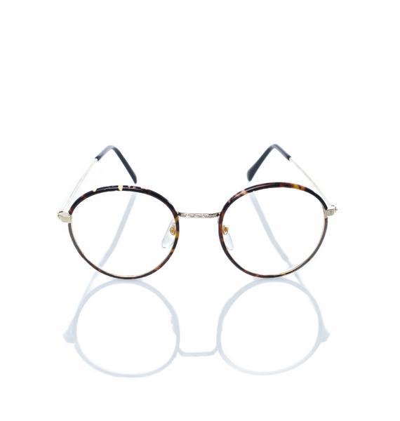 Classic Professor Glasses