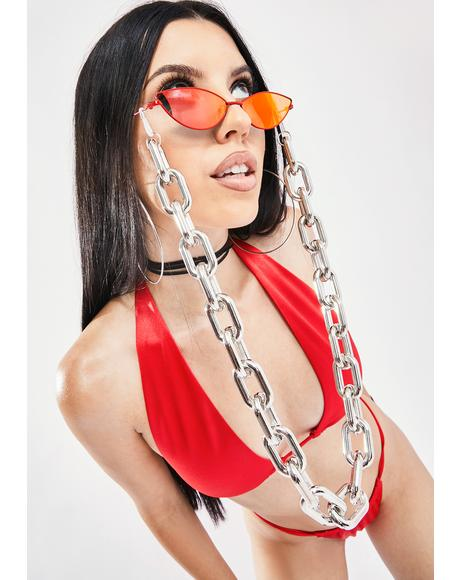 Heavy Topics Sunglasses Chain