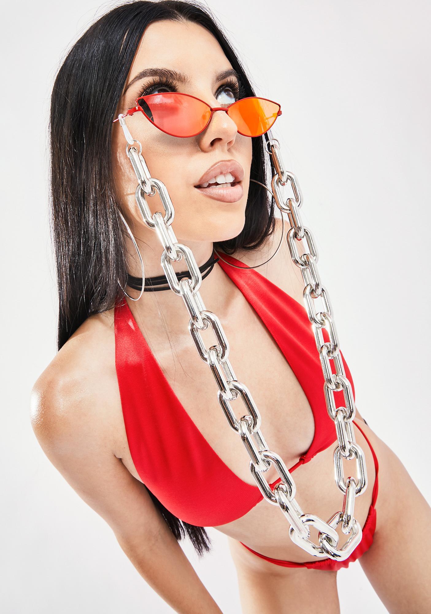 Heavy Topics Sunglasses Chain