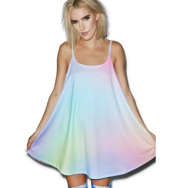Local Heroes Rainbow Dress