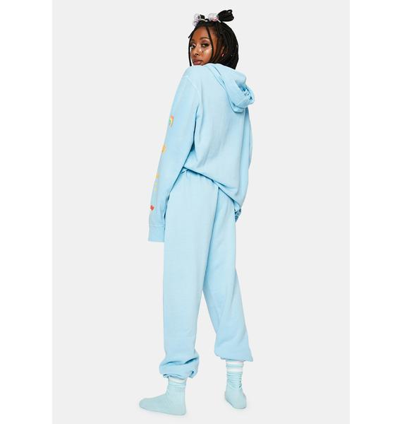 By Samii Ryan Up In The Sky Sweatpants
