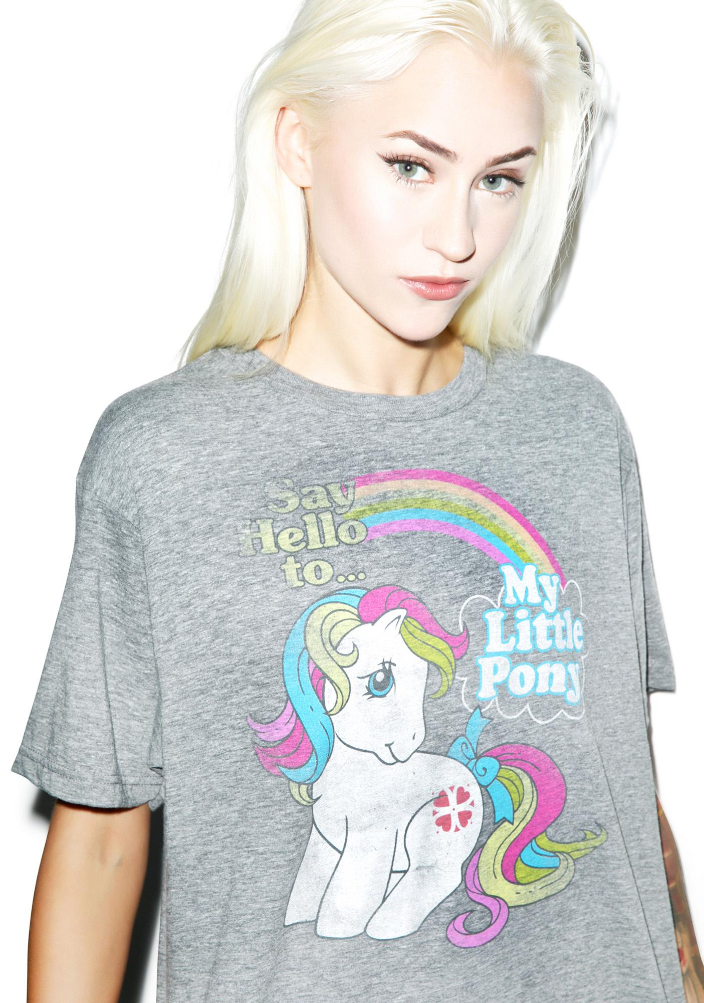 Hello To MLP Tee