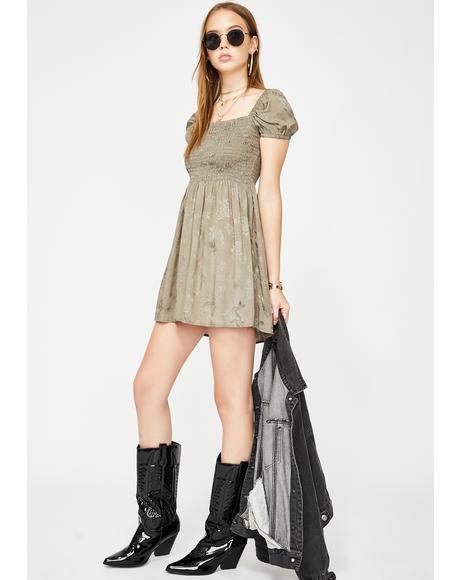 Eldre Babydoll Dress