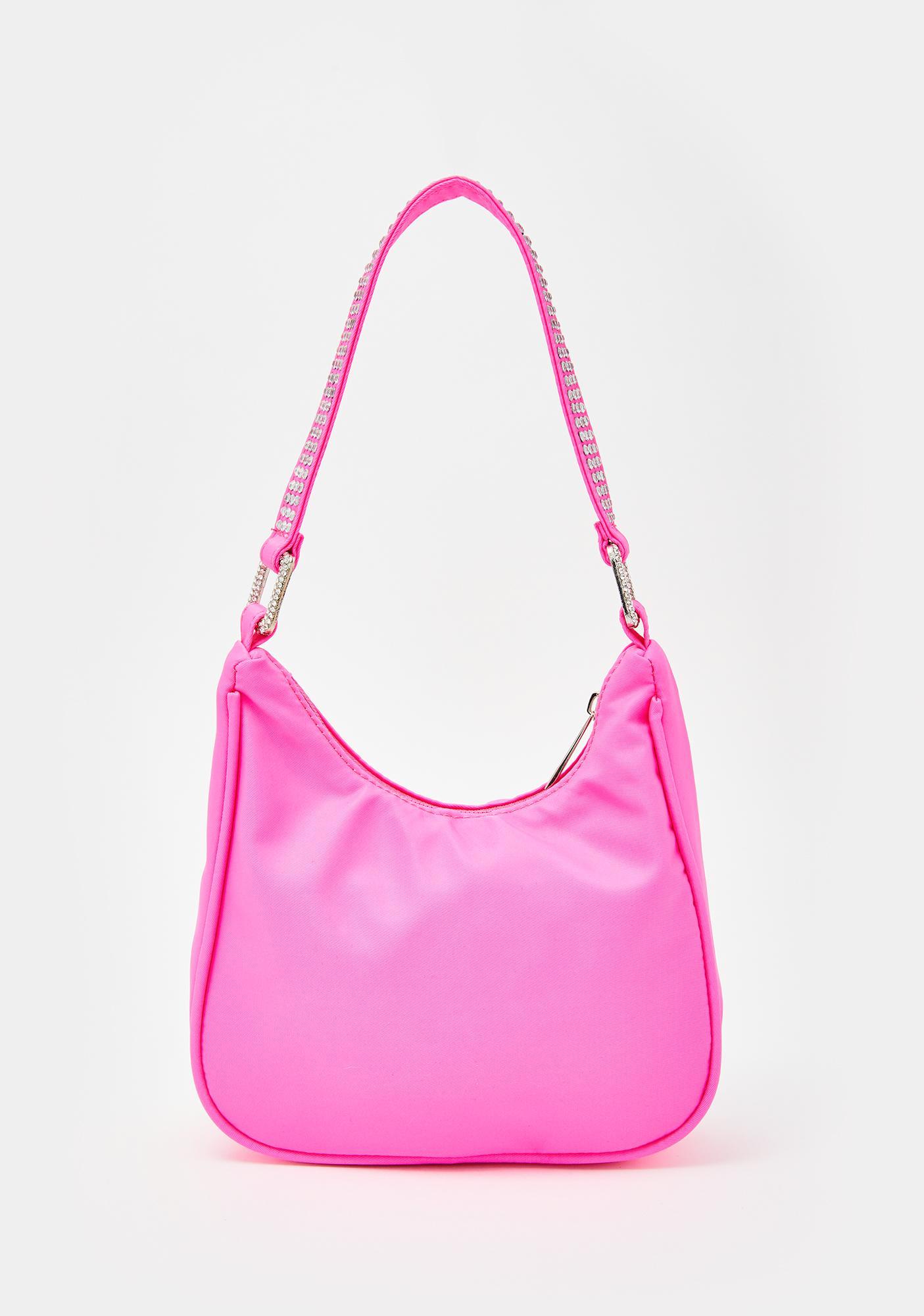 Sugar Thrillz Pretty Financial Burden Rhinestone Handbag