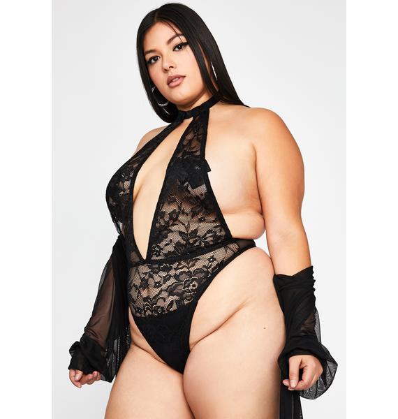 Lux Last Timer Lover Lace Bodysuit