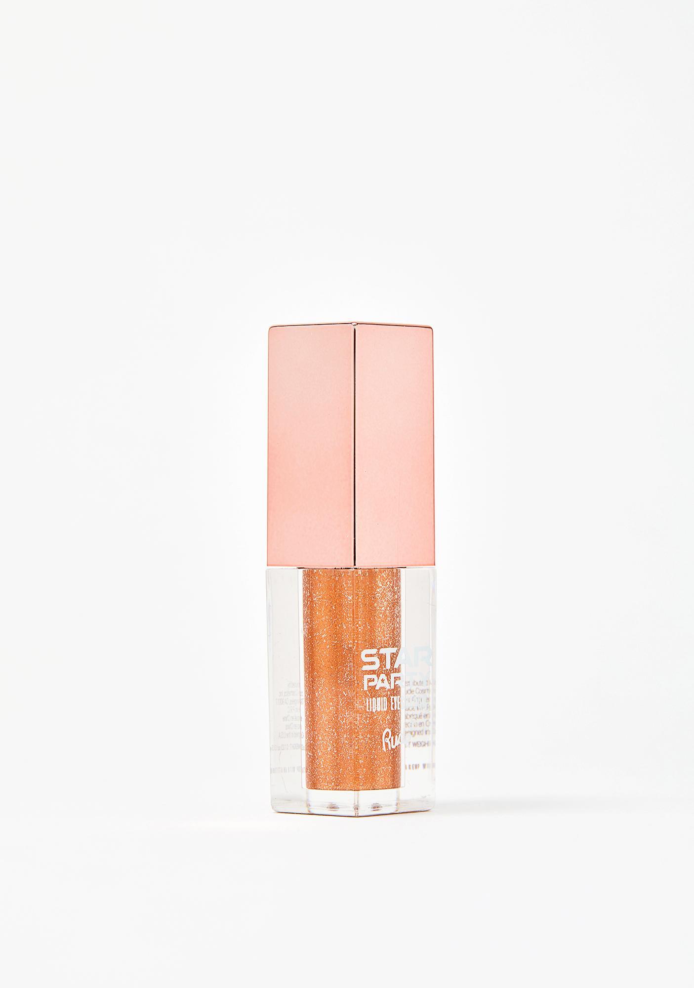 Rude Cosmetics After Glow Star Party Liquid Glitter Eyeshadow