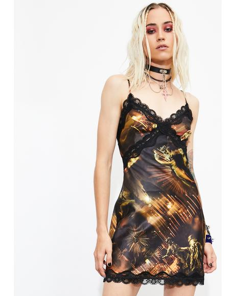 Evil Underworld Slip Dress