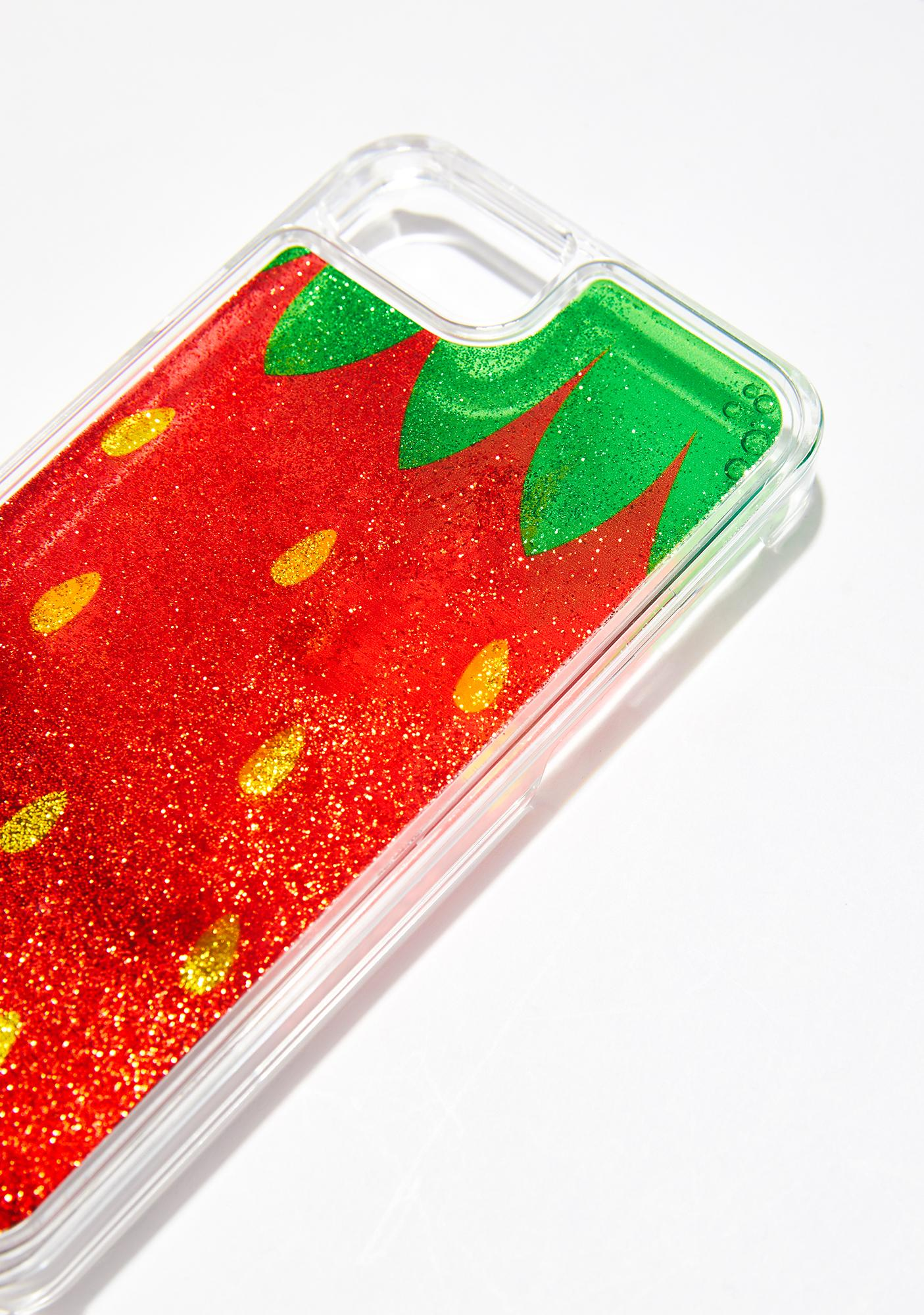 Valfré Strawberry iPhone Case