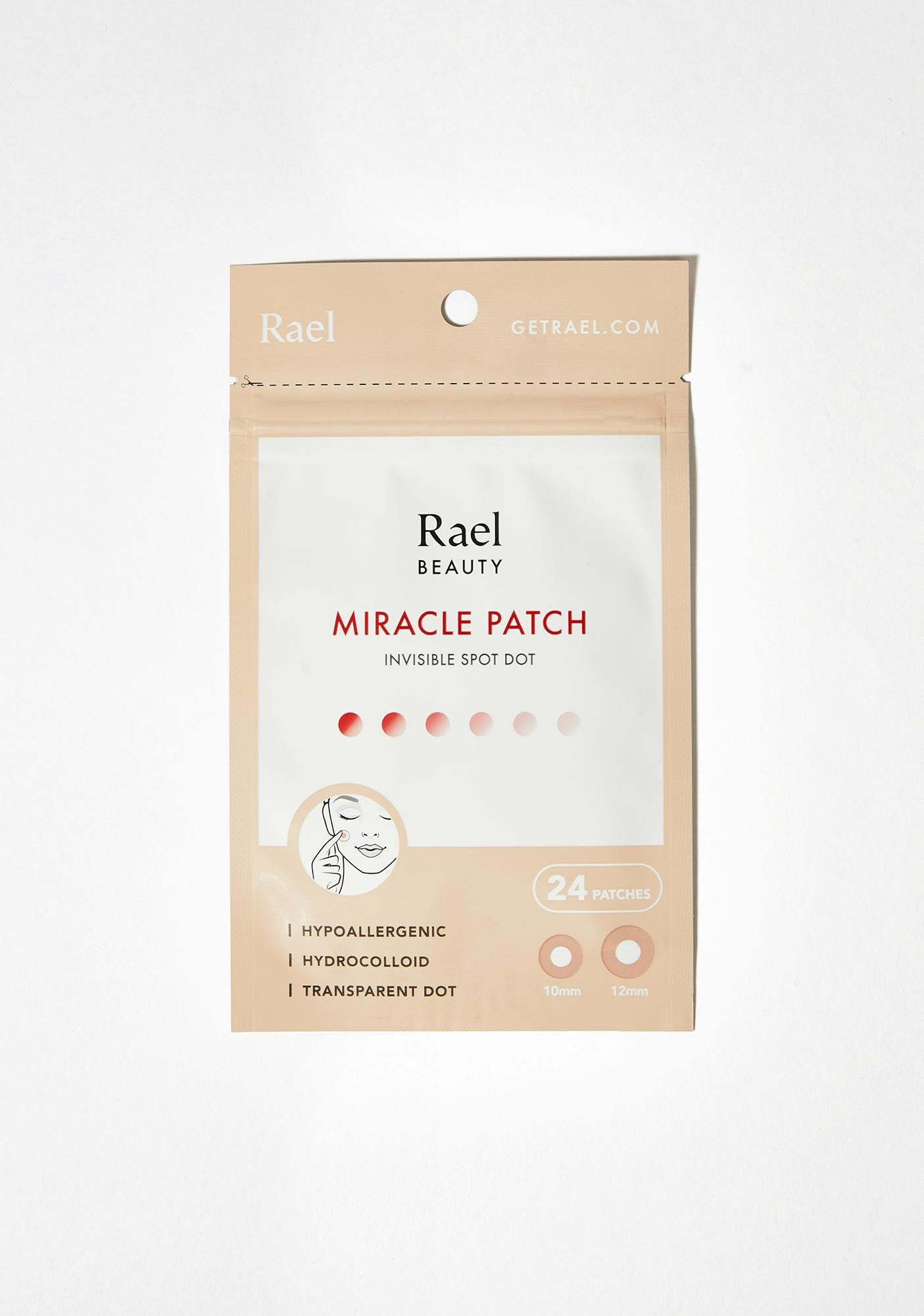 Rael Miracle Patch Pack Of 24