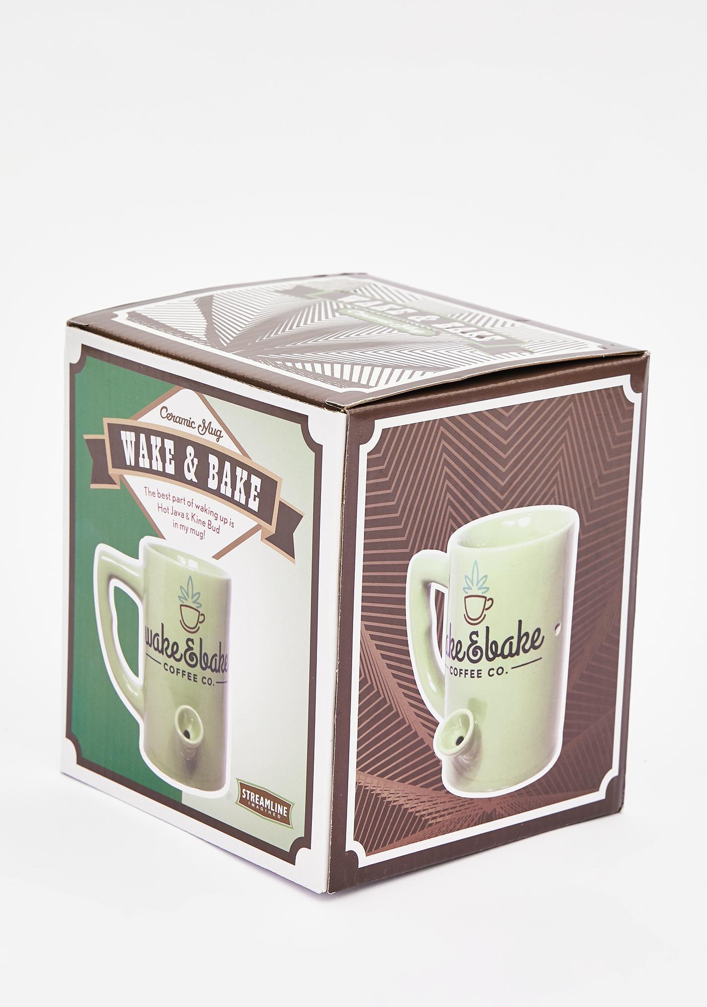 Wake N' Bake Coffee Mug