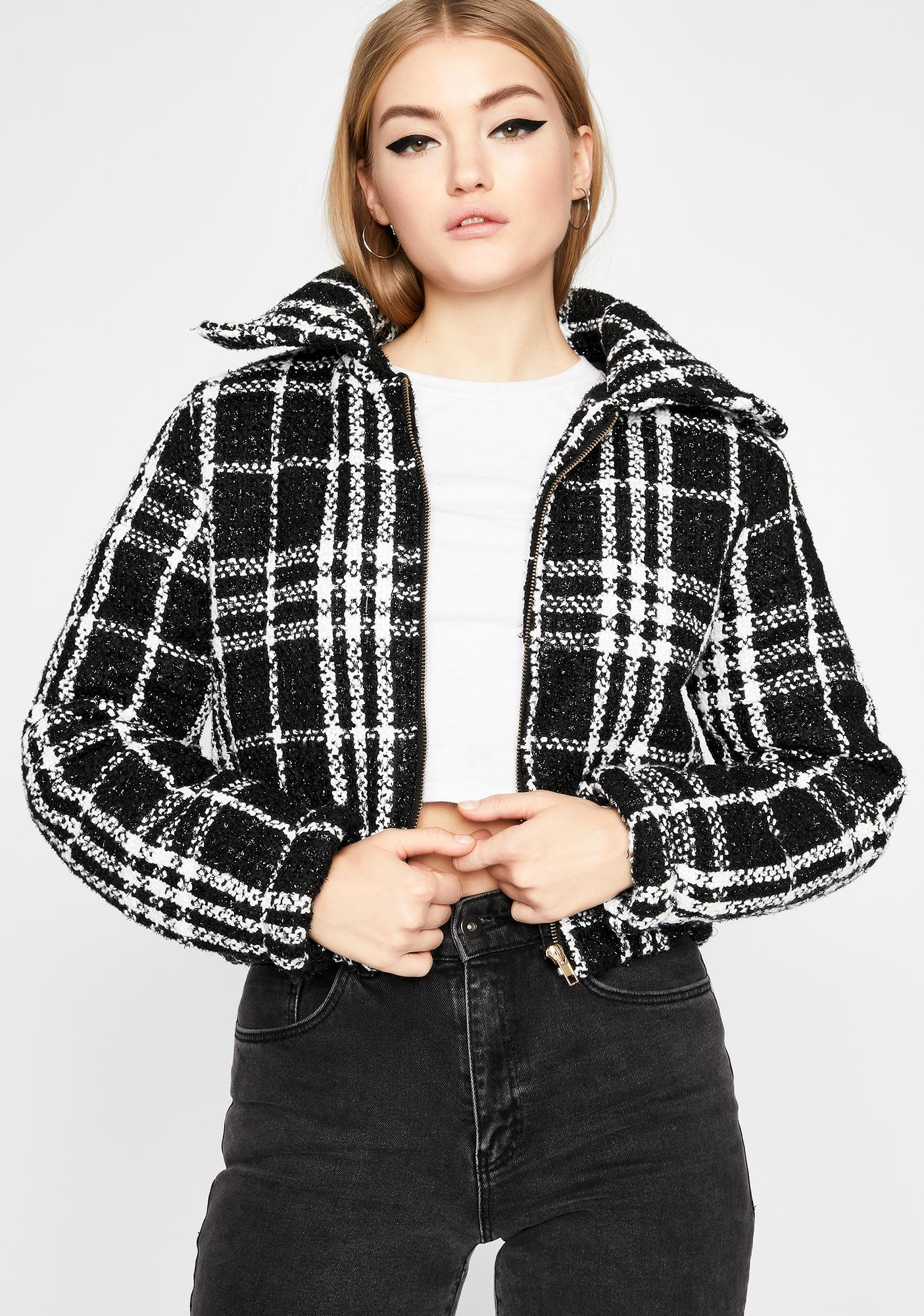 Hard Lessons Puffer Jacket