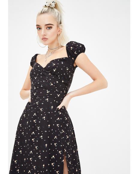 Fiore Floral Maxi Dress