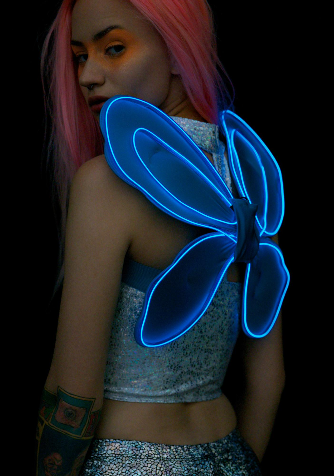Electro Wings Nymph Fairy Light-Up Wings