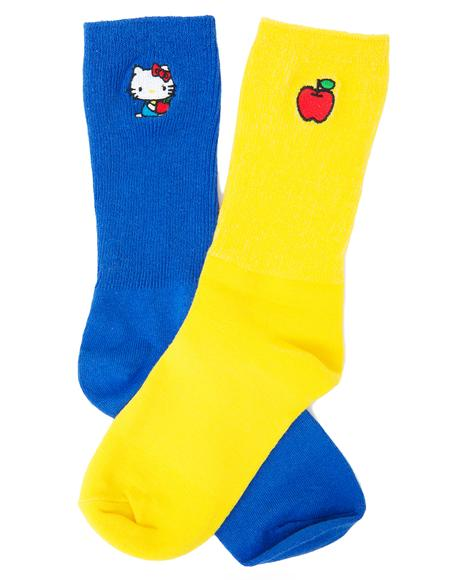 Hello Kitty Sock Pack #2
