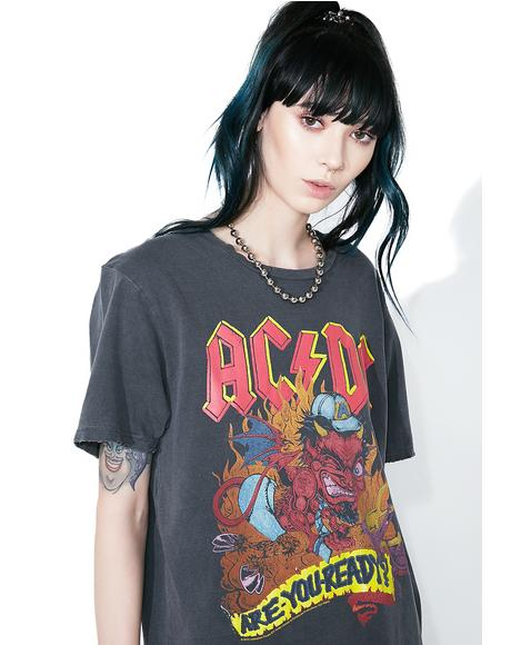 AC/DC Are You Ready Tee