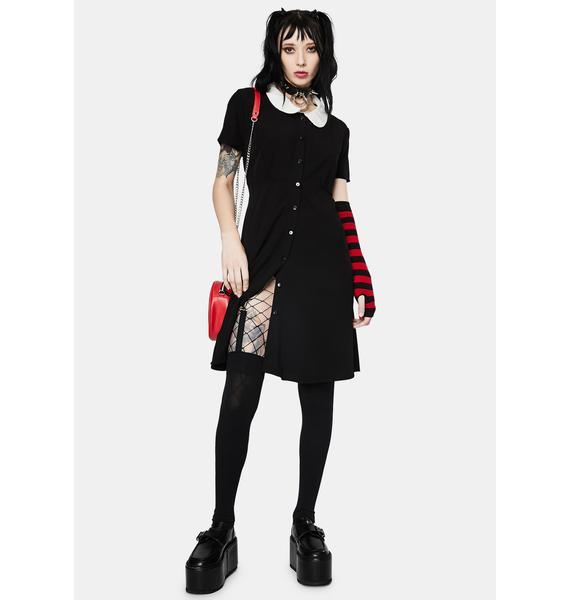 Black Friday Stop It Mini Dress