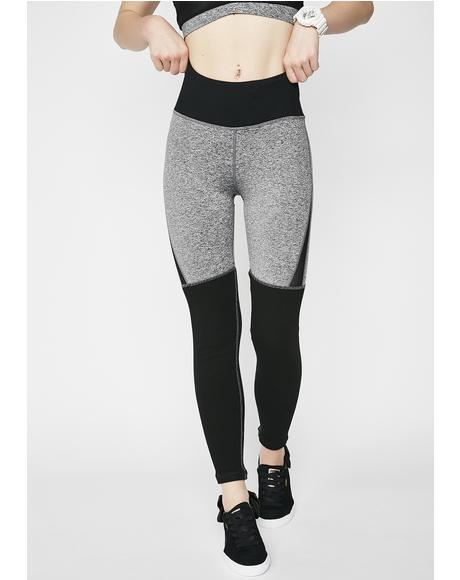 Slate Over It Leggings
