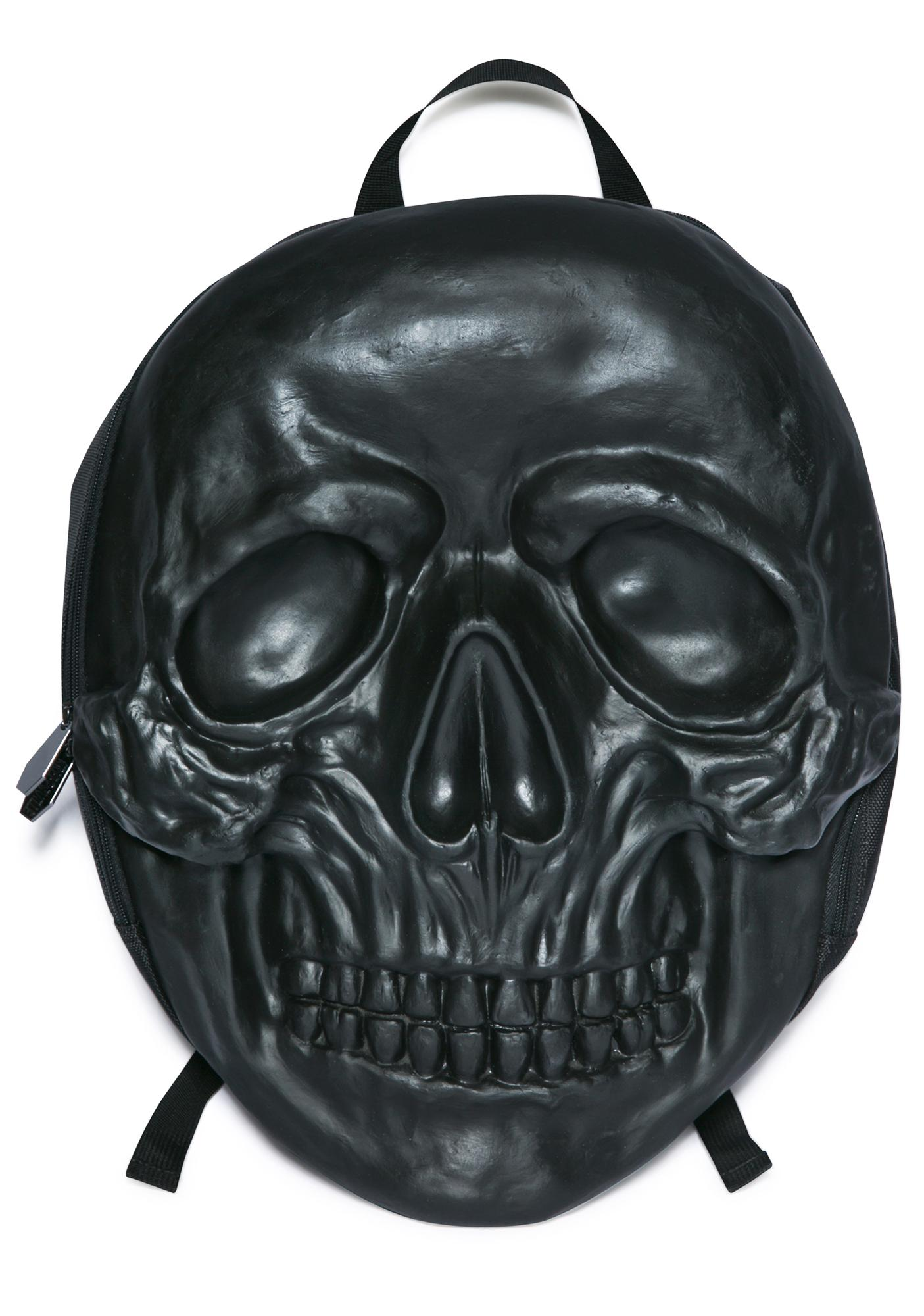 Kreepsville 666 Skull Collection Backpack