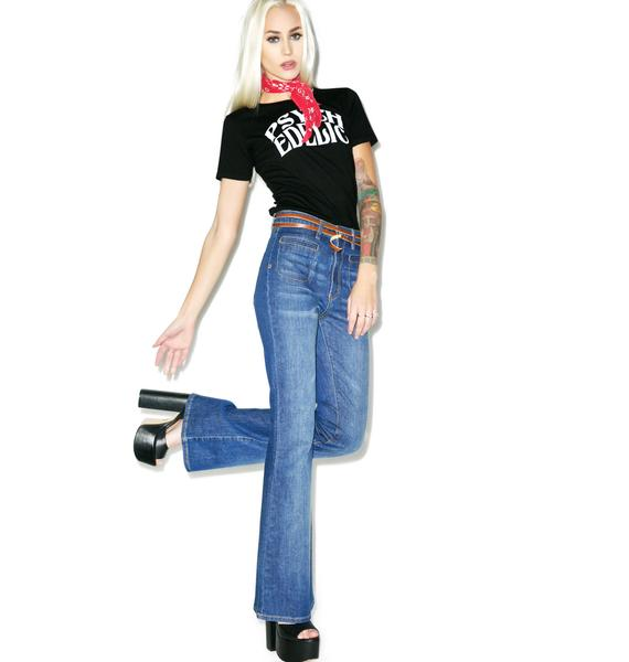 Somedays Lovin Rex Stretch Denim Flares