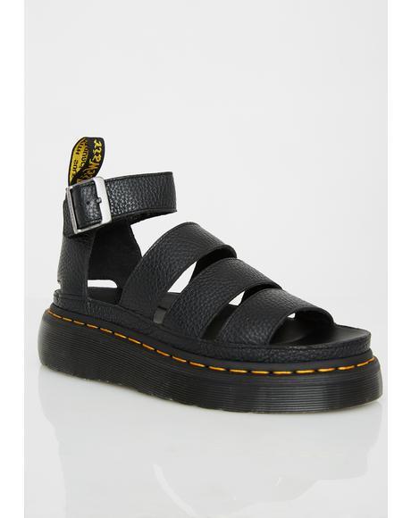 Luna Clarissa II Quad Sandals