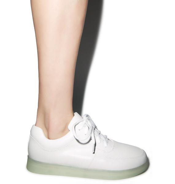 Irregular Choice State Of Flux Sneakers