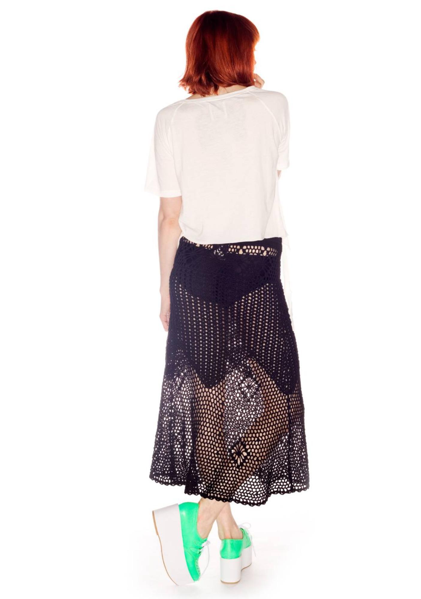 UNIF Birkin Skirt
