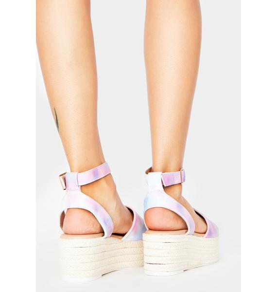 Day By Day Espadrille Sandals