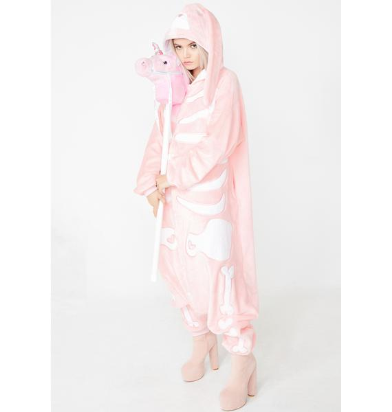 Dolls Kill RIP Kawaii Onesie Costume