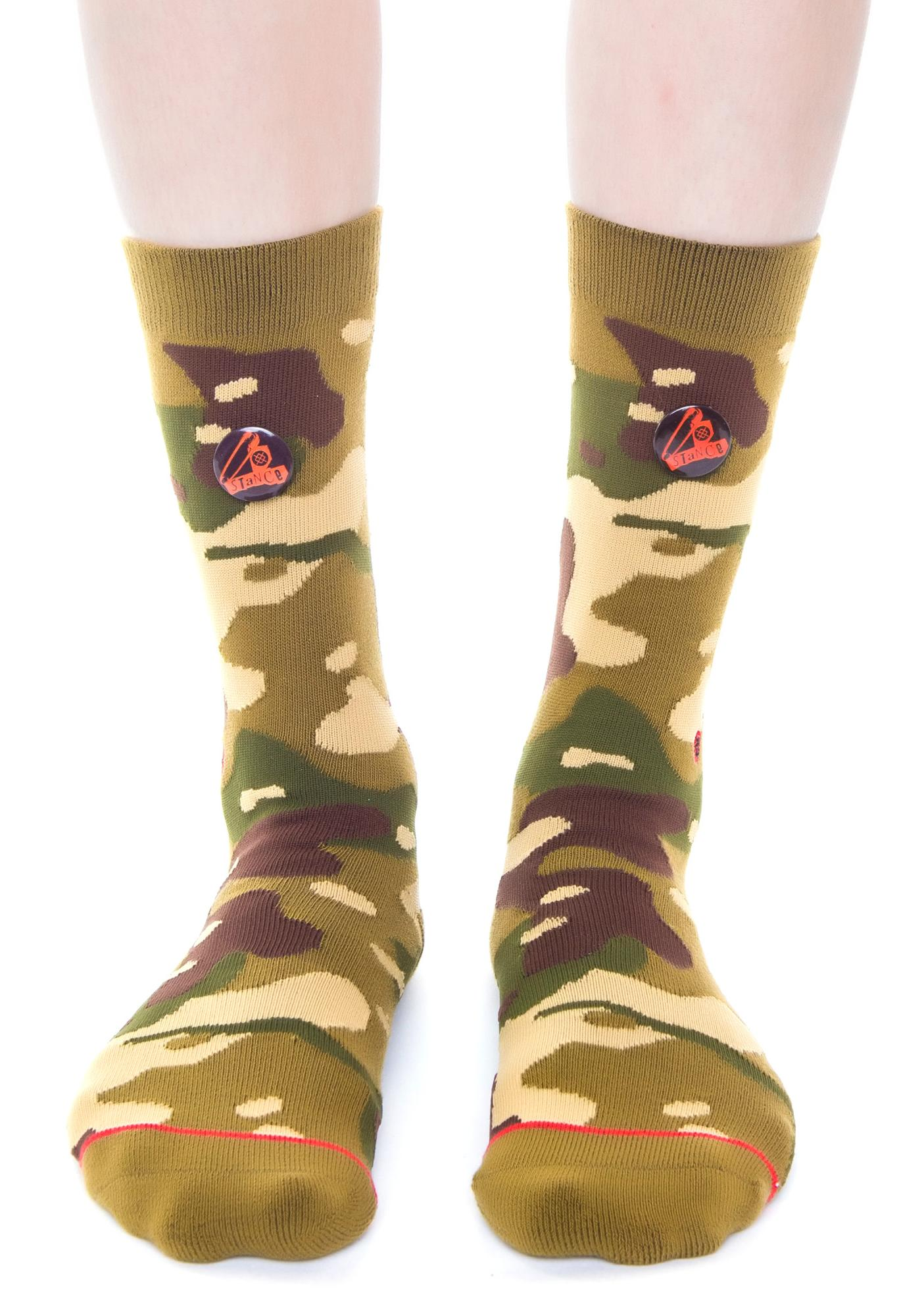 Stance Private Socks