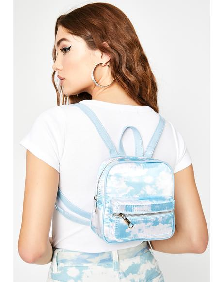 Caught Daydreaming Mini Backpack