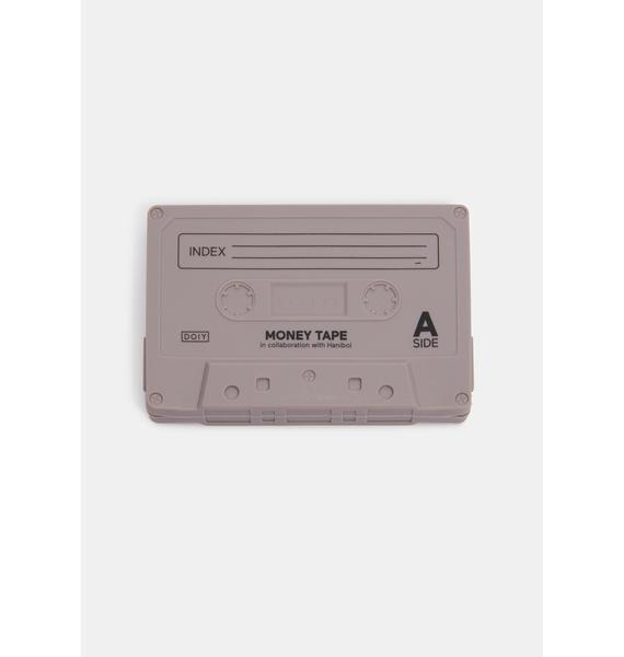 Slate Sick Jams Cassette Mix Tape Wallet