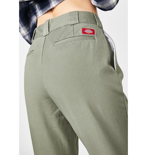Dickies Girl Original Twill Worker Pants