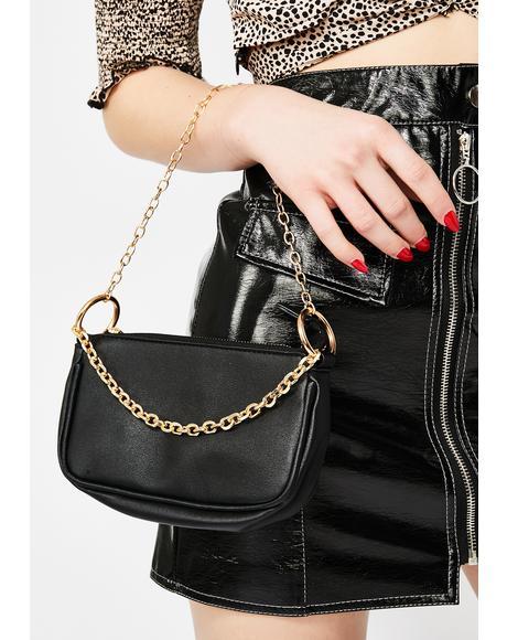 Uptown Girl Chain Bag
