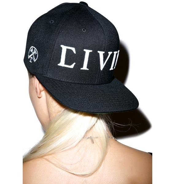 Civil Clothing Civil Trap Snapback