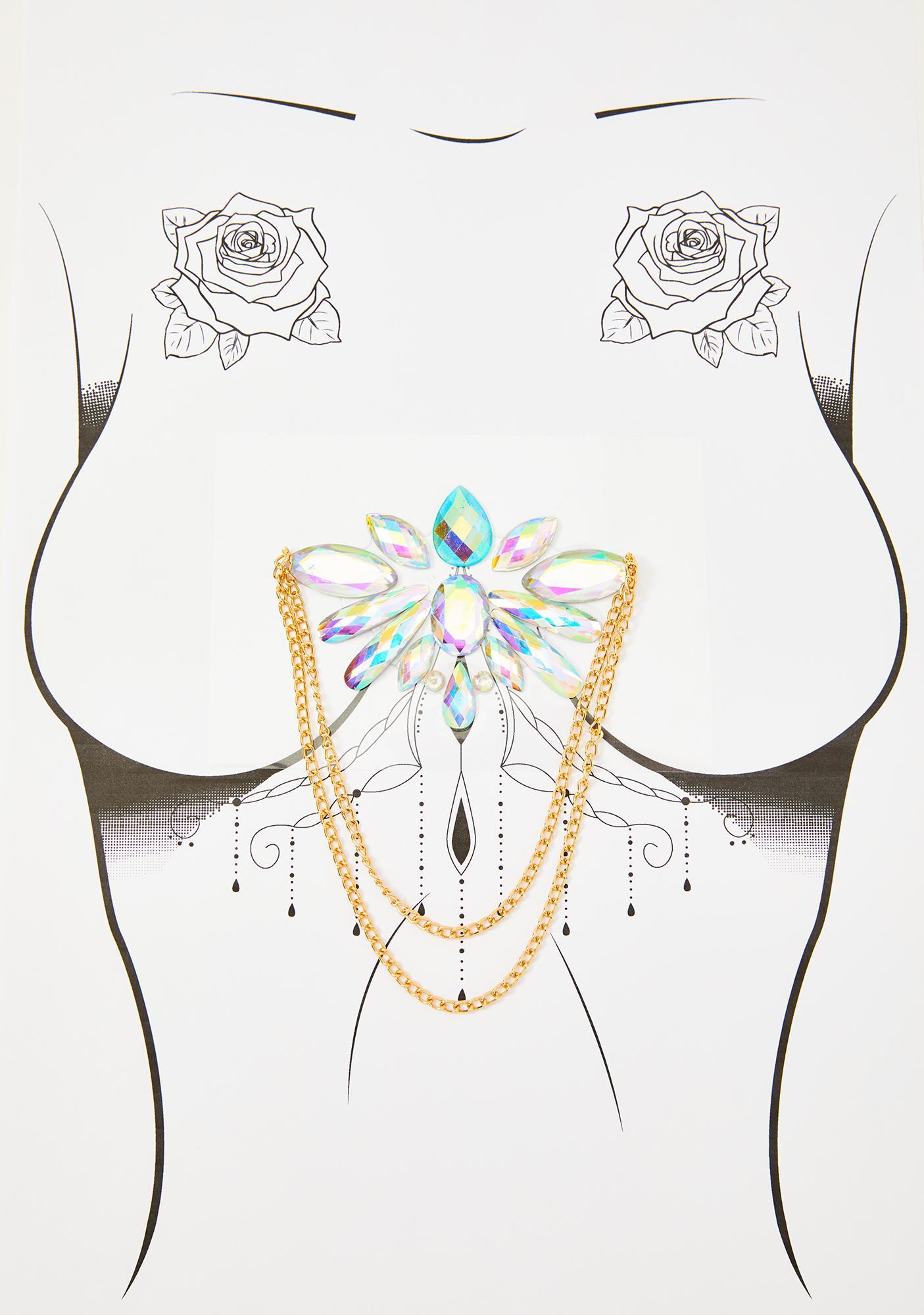 Lunautics Jasmine Body Jewel