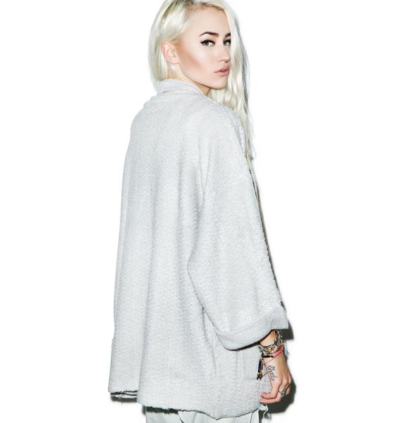 Wildfox Couture Essentials Slouch Cardigan