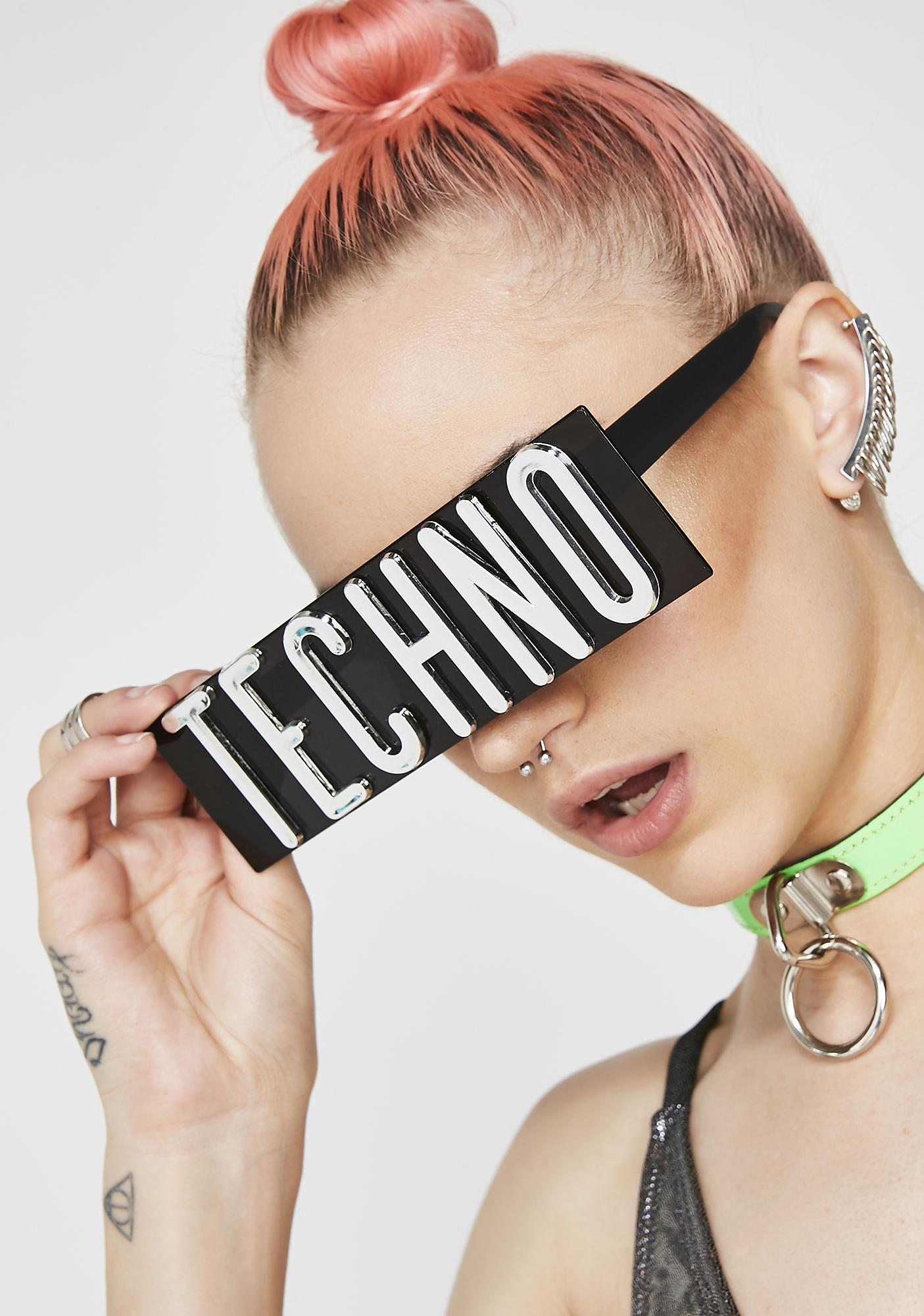 The Lyte Couture Techno Glasses