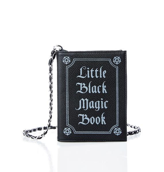Current Mood Little Black Magic Book Bag