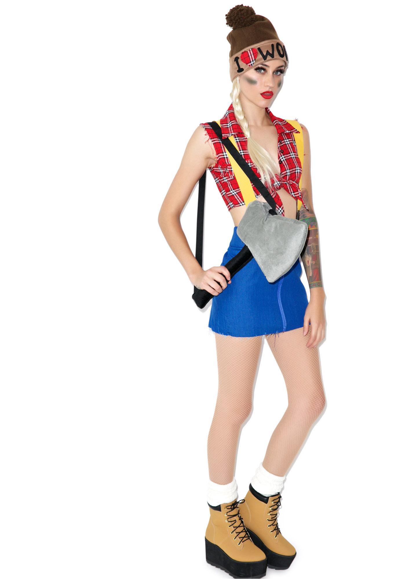 Lumber Jackie Costume