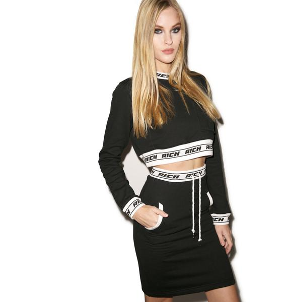 Joyrich Rich Band Tube Skirt